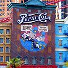 Pepsi Cola Advert in Vegas by dgscotland