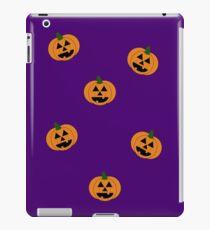 Jack O' Lanterns iPad Case/Skin