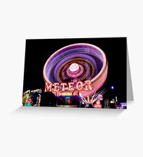 You Spin Me Rund Greeting Card
