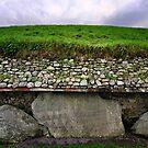 passage tomb stones by Michelle McMahon