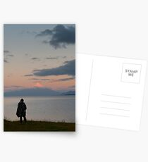 Chile Lakeside Postcards