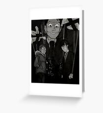 Gottle O' Geer Greeting Card