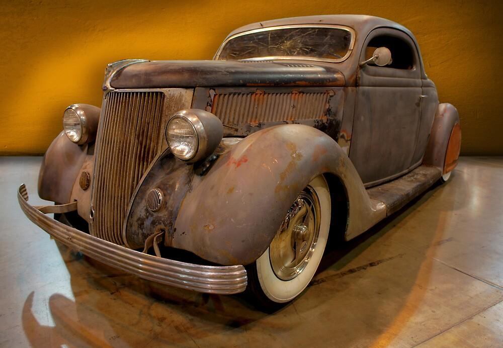 Custom Coupe by Daniel Sawyer