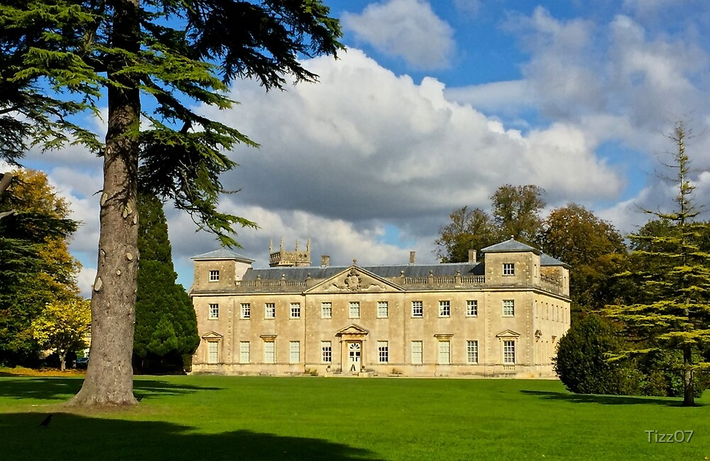 Lydiard House, Autumn 2015 by Tizz07