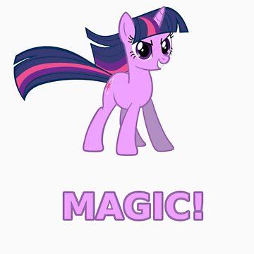 Magic Sparkle by Zendric