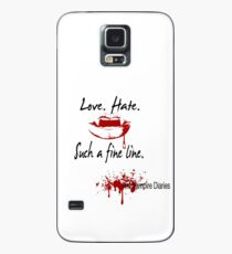 The Vampire Diaries Case/Skin for Samsung Galaxy
