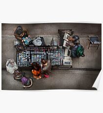 New York - Store - Greenwich Village - I sell photos Poster