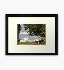 Donegal Peace  Lough Eske- Donegal Ireland Framed Print