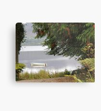 Donegal Peace  Lough Eske- Donegal Ireland Metal Print