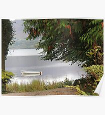 Donegal Peace  Lough Eske- Donegal Ireland Poster