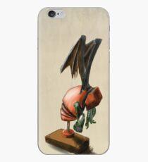 Clockwork Cthulhu Statuette iPhone Case