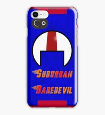 Suburban Daredevil Case iPhone Case/Skin
