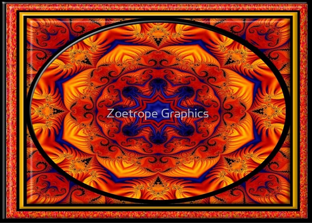 Krazy Kaleidoscope 1019 by CharmaineZoe