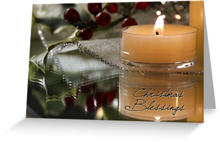 Christmas Blessings by Amy Dee