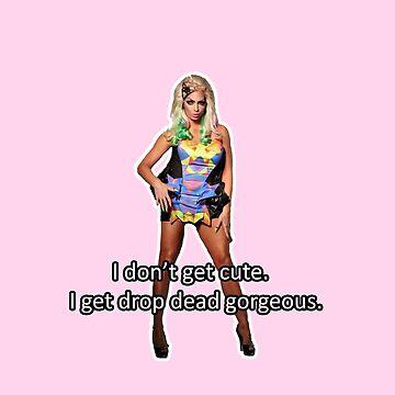 Alyssa Edwards- Drop Dead Gorgeous by WillLivingston