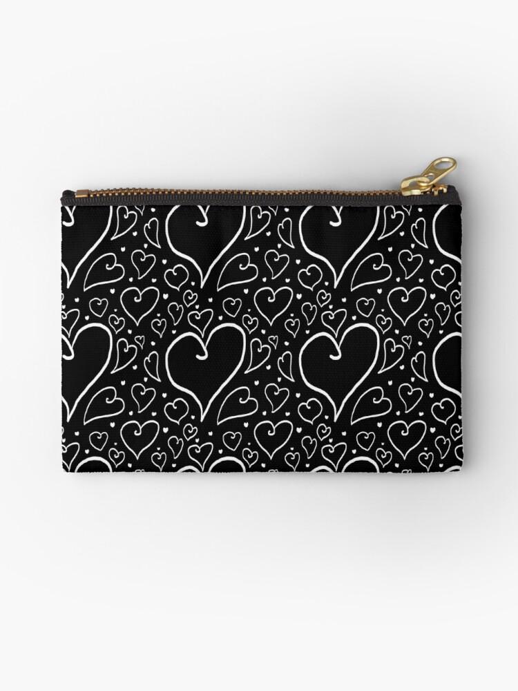 Black Hearts by aquaspider