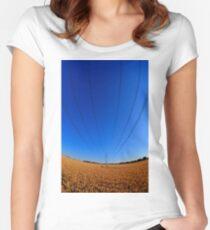 Pylon Women's Fitted Scoop T-Shirt