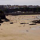 Towan Beach 8.0 - Newquay by clarebearhh