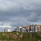 Towan Beach 10.0 - Newquay by clarebearhh