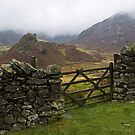 Wrynose Pass, Cumbria, England by Mark Howells-Mead