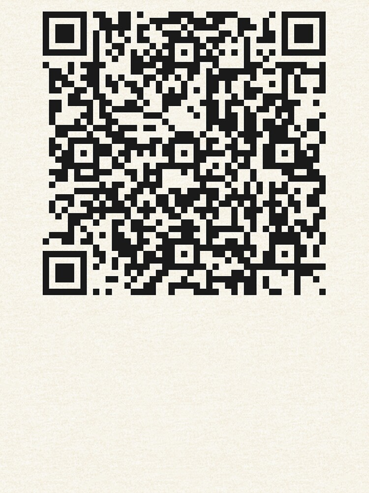 QR Code Quote - Technological progress by joshdbb