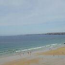 Towan Beach 11.0 - Newquay by clarebearhh