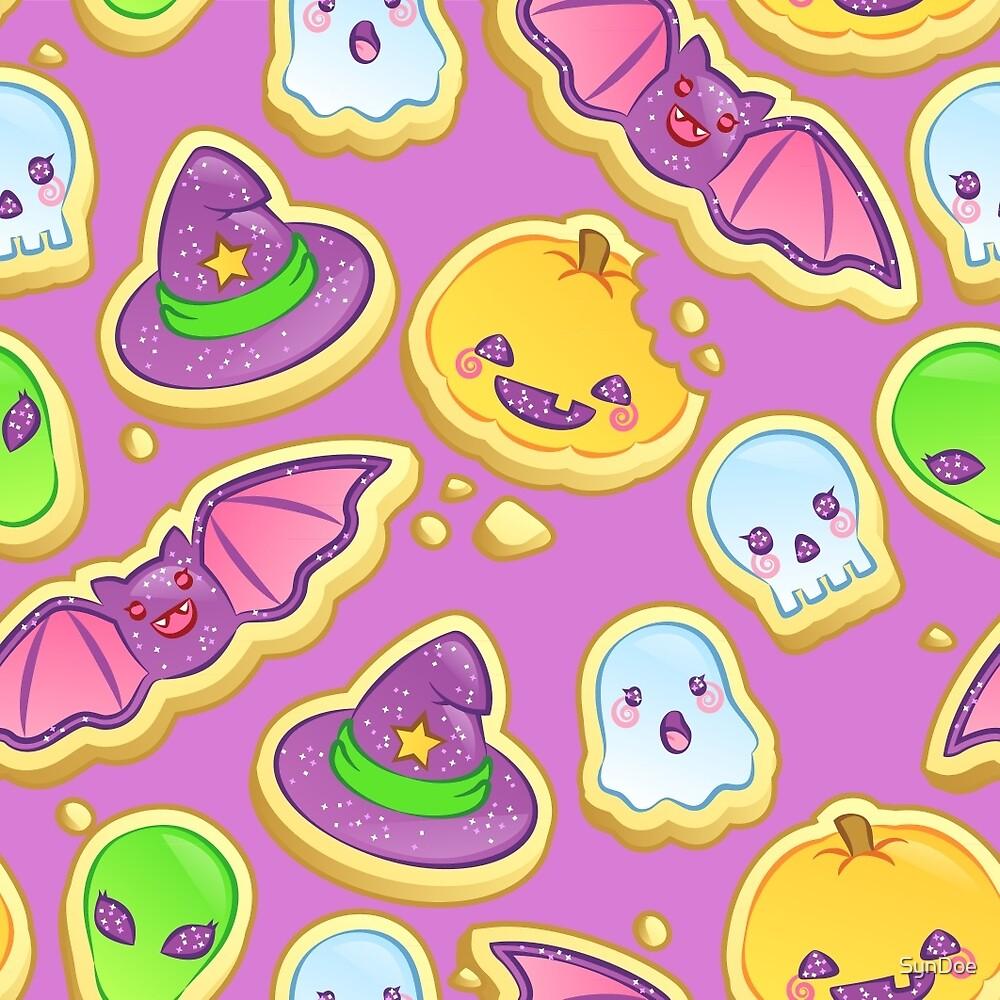 Nommerween Cookies by SynDoe