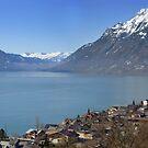 Lake Brienz, Brienz, Switzerland by Mark Howells-Mead