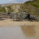 Towan Beach 13.0 - Newquay by clarebearhh