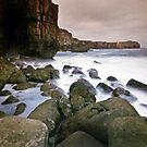 St. Govan's Head, Pembrokeshire, Wales by Mark Howells-Mead