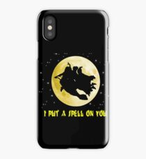 Hocus Pocus (I Put A Spell On You) iPhone Case/Skin
