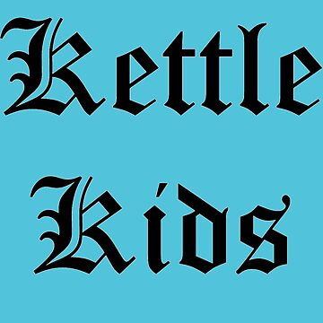 Kettle Kids Old English by KettleKids