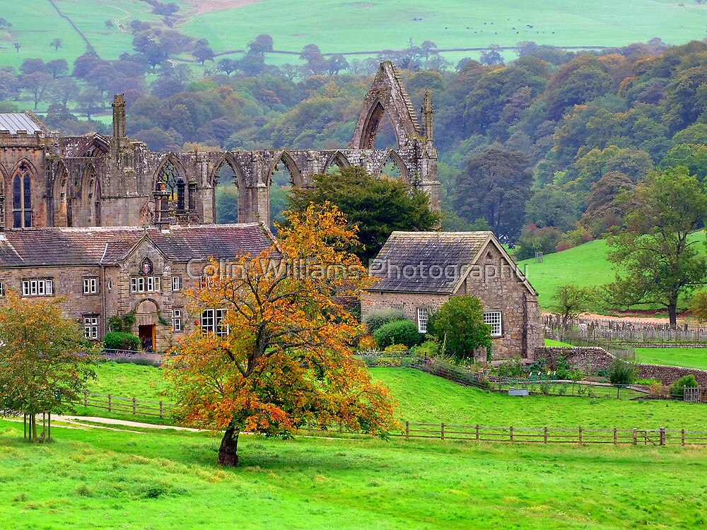 Bolton Abbey  - HDR by Colin  Williams Photography