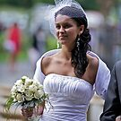 White Wedding .  What a beautiful wedding! by Brown Sugar. Wedding and Bridal Photographers . View (338) fav (1) thx! by © Andrzej Goszcz,M.D. Ph.D