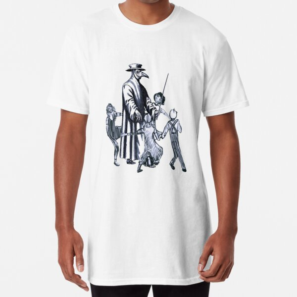 Party Like It's 1347 Again Long T-Shirt