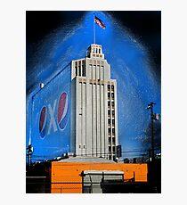 Corporate America Photographic Print
