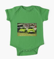 Two Green Fiestas HDR Kids Clothes
