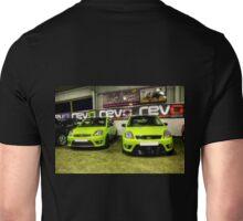 Two Green Fiestas HDR Unisex T-Shirt