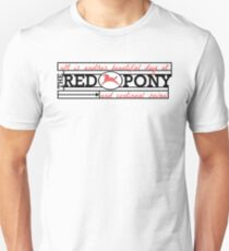 The Red Pony Unisex T-Shirt