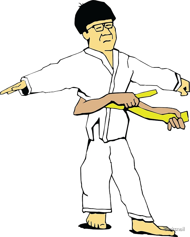 Yellow Belt by darksnail