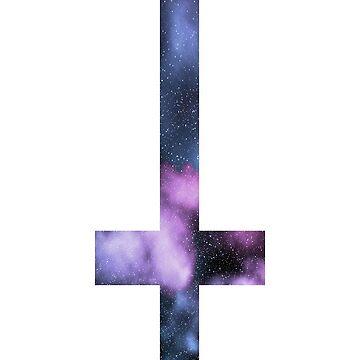 Galaxy anticross by inkedollxx