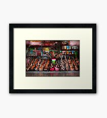 Food - Candy - Chocolate covered everything Framed Print