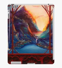 Rivendell Valley iPad Case/Skin