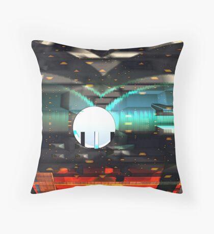 Savage Design Throw Pillow