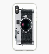 ON SALE!!!!!  Leica Camera iPhone case iPhone Case