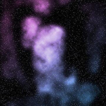 Galaxy case by inkedollxx