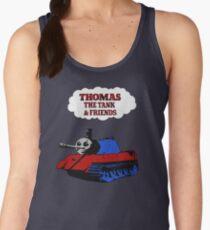 Thomas the Tank Women's Tank Top