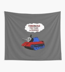 Thomas the Tank Wall Tapestry