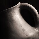 Ceramic form by Andy Duffus