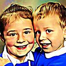 JESSICA AND JOSHUA. by Terry Collett